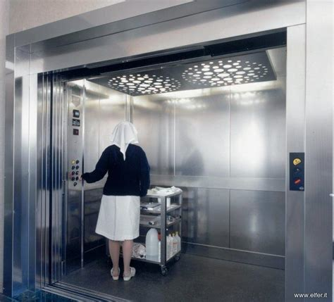 Montalettighe Ascensore Medicale Elfer