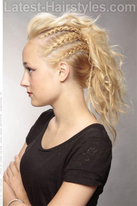 cute french braid hairstyles   braid love