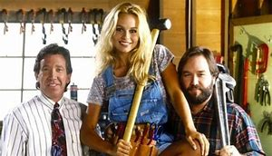 Image result for tim the tool man pam anderson