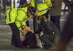 Festive revellers clash with police on last Saturday night ...