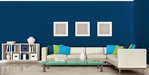 Colores vivos para la decoración de tu sala