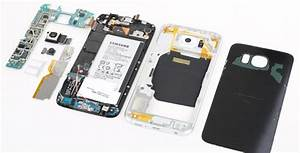 Galaxy S6 Teardown Reveals Battery That U0026 39 S Difficult To Replace