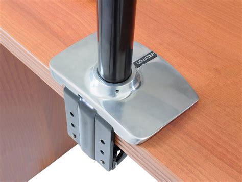 ergotron lx sit stand desk mount lcd arm radius office uk