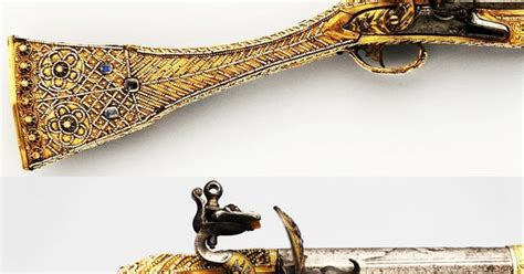 L Armée Ottomane by Ottoman Albanian Or Macedonianan Ffintlock Rifle Barrel