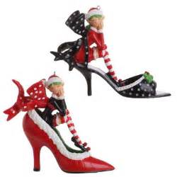 Raz Christmas Decor by Cinderella Is Proof That A New Pair Of Shoes Can Change A