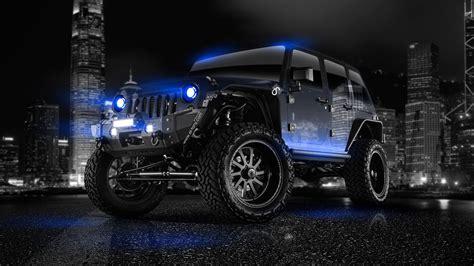 Jeep Wrangler Crystal City Car 2014