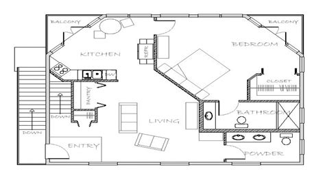 floor plans with inlaw apartment in house plans with apartment in