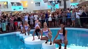 Armin van Buuren opening party entrance, Ushuaia Ibiza 25/6 2015 YouTube