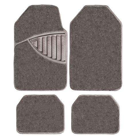 floor mats kmart weatherhandler deluxe 4pc carpet floor mat set