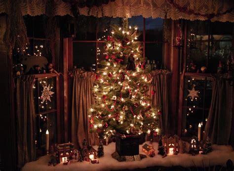 christmas window ideas for bay window my primitive decorating ideas more around the farmhouse kitchen
