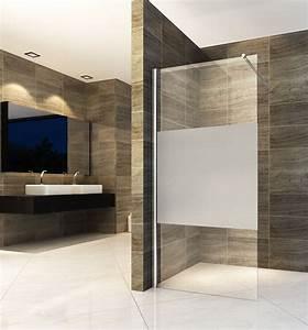 Duschtrennwand Bodengleiche Dusche : dusche milchglas verschiedene design ~ Michelbontemps.com Haus und Dekorationen