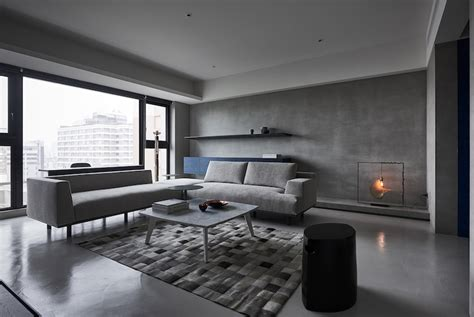 Modern Apartment With A Low-profile, Chic And Balanced