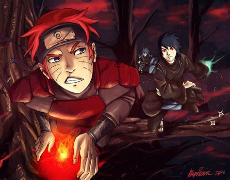Naruto 100 Years Ago 2 By Mariaklepikova On Deviantart