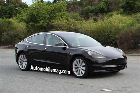 2019 Tesla Model 3 Hatchback, Review, Release, Price