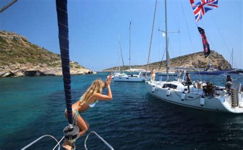 Yacht Week Greece by Yacht Charter Greece Voyage In Greece