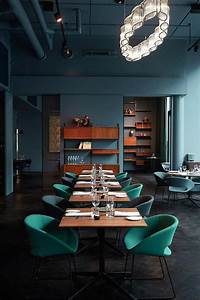 Trendy Restaurant Designs Worldwide As An Inspiration For Your Interior Projects Or As A