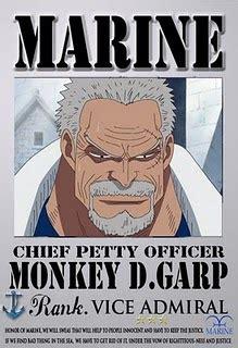 monkey  garp  piece tooncharacter