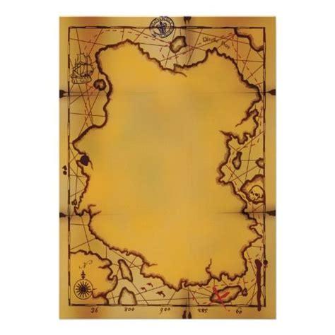 treasure map invitation template images