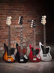 Squier Vintage Modified Jaguar Bass Special 3 Tone ...