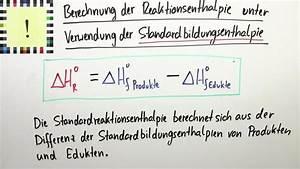 Verhältnis Berechnen Online : grundlagen zur energie chemie online lernen ~ Themetempest.com Abrechnung