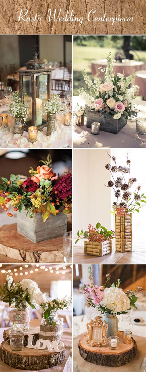 creative rustic wedding ideas   big day