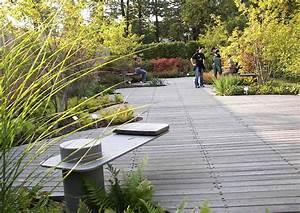 übergang Terrasse Garten : tipps f r den terrassenbau terrasse gestalten hausterrasse holzdeck bauen gartengestaltung ~ Markanthonyermac.com Haus und Dekorationen