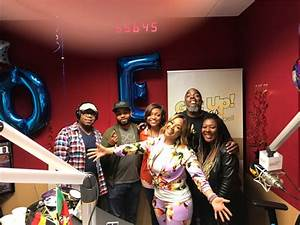 Erica Campbell's Radio Show 'Get Up Mornings' Celebrates 1 ...