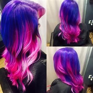 Pravana Locked In Purple 5 Free Hair Color Pictures