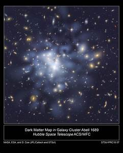 Hubble's Dark Matter Map | NASA