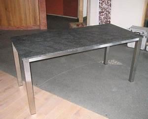Gartentisch Edelstahl Granit : edelstahltische granittische ~ Whattoseeinmadrid.com Haus und Dekorationen