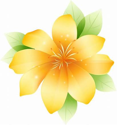 Flower Yellow Clipart Flowers Yopriceville Transparent Previous