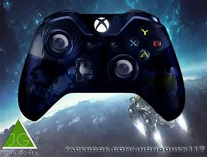 Halo: The Master Chief Collection Controller by JohnGohex ...