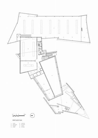 Australian Centre Contemporary Plan Floor Archdaily Dari