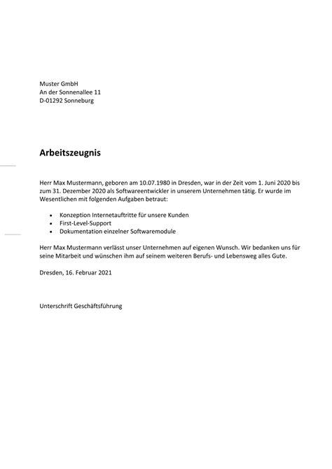 Arbeitsbescheinigung muster vorlage beispiel downloaden 14. arbeitsbescheinigung arbeitgeber frist - Eftam