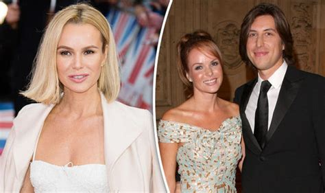 Amanda Holden Reveals She Had Therapy To Help With Loss Of