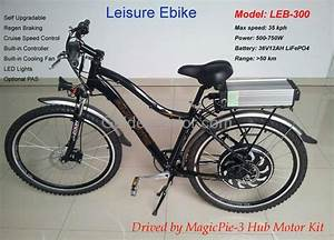 Leisure Electric Bike  Electric Bicycle For Men 48v 1000w