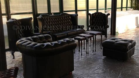 Noleggio Affitto Potrone Chester Divani Chesterfield Eventi