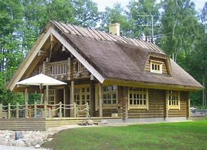 Kosten Pflasterarbeiten M2 : fabulous blokhut met rieten dak with kosten rieten dak per m2 ~ Markanthonyermac.com Haus und Dekorationen