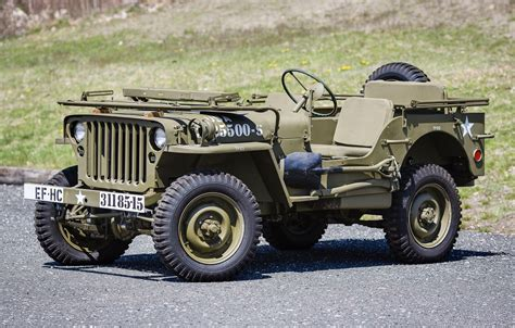 Jeep Willys Mb Hobby Blog