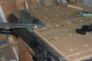 Table Multifonction : table multifonction menuiserie rayon braquage voiture norme ~ Mglfilm.com Idées de Décoration