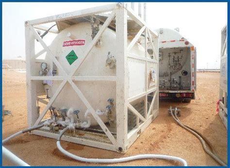 Nitrogen purging for Nigeria Companies
