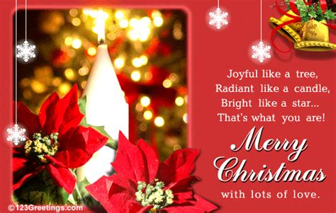 merry christmas  lots  love  family ecards greeting cards