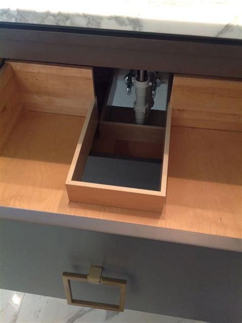 pull  drawer built  plumbing