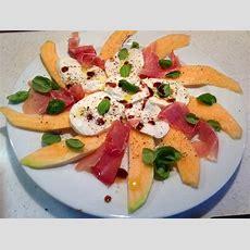 Cantaloupe Melone Schinken Rezepte Chefkochde
