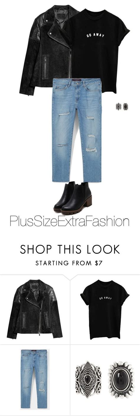 Best 25+ Plus Size Grunge ideas on Pinterest | Curve girl Md fashion and Big girl fashion