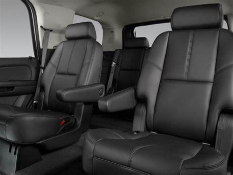 Image 2008 Chevrolet Tahoe 2wd 4door 1500 Ltz Rear Seats