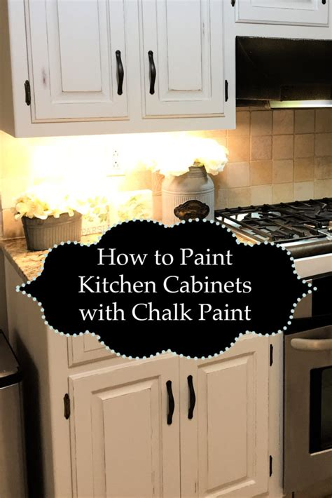 painting kitchen cabinets  chalk paint  kelly homestead