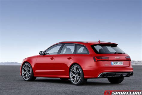 2017 Audi Rs6 Performance  The 1,000 Mile Review Gtspirit