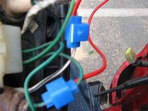 How To Splice Trailer Light Wires