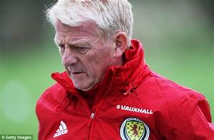 Scotland beating Slovenia won't stop Strachan speculation ...